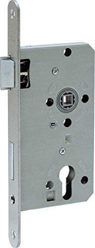 ABUS 61706 ES PZ2 R S 55 72 20 Einsteckschloss, Silber, 20mm