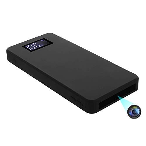 Mini-Kamera 1080P Tragbare Kleine Überwachungskameras 10000mAh Kamera mit Nachtsicht...