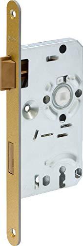 ABUS 61661 ES BB L G 55 72 18 Einsteckschloss, Gold