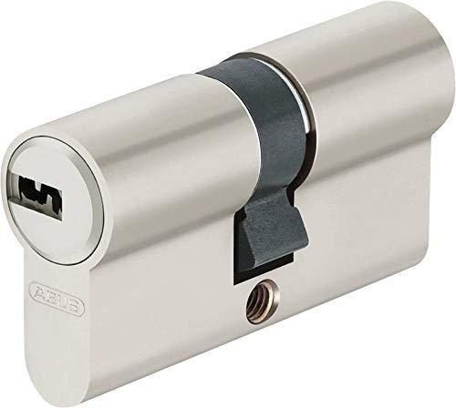 ABUS EC550 Zylindre de serrure avec 5 clés 28/34 mm