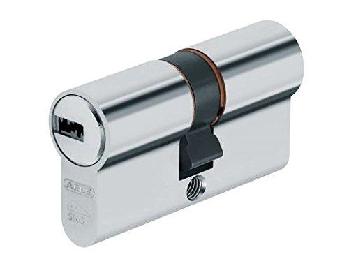 ABUS Profilzylinder XP20SN 30/30 inklusive Sicherungskarte & 3 Schlüsseln, 73434