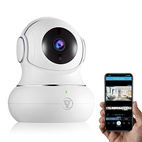1080P WiFi IP Home Überwachungskamera - Littlelf WLAN Indoor Sich