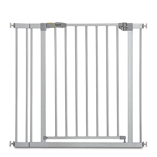 Hauck Türschutzgitter / Treppenschutzgitter für Kinder Stop N Safe 2 Safety Gate inkl. 9 cm...