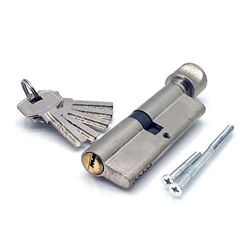 Sicherheits-Schließzylinder mit Knauf MASTERPROOF 1019-PJXY, 90 mm