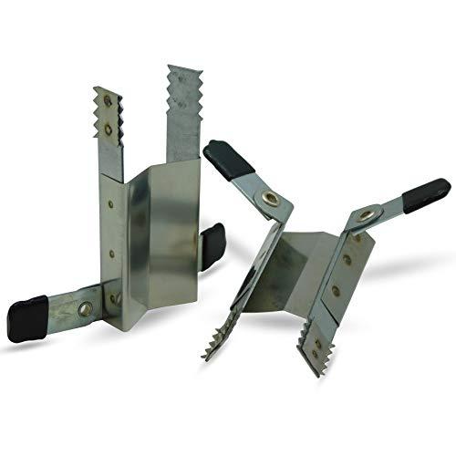 Klemmsicherung für Rolladen Rolladensicherung Fenstersicherung günstig & effektiv 2 Stück für 1...
