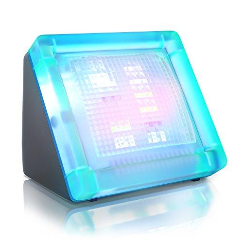 CSL - TV Simulator Fake TV - LED Fernseh Attrappe durch Lichtsimulation zum Einsatz als...