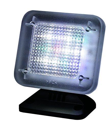 Olympia TV 150 LED Fernsehsimulator (LED - Lichtsensor, Einschaltautomatik, TV Simulator als...
